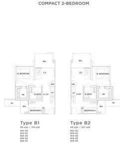 uptown-at-farrer-floorplan-2-bedroom-compact