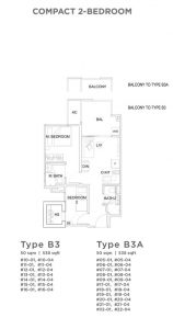 uptown-at-farrer-floorplan-2-bedroom-compact-b3b4