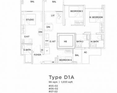 uptown-at-farrer-floorplan-4-bedroom-d1a