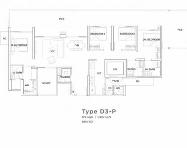 uptown-at-farrer-floorplan-4-bedroom-d3p