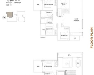 uptown-at-farrer-floorplan-4-bedroom-d4