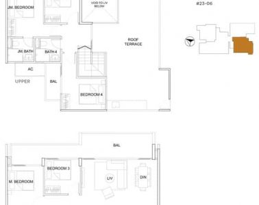 uptown-at-farrer-floorplan-5-bedroom-e1
